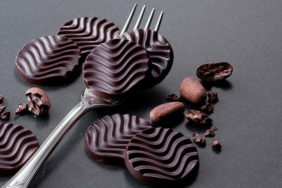 Чистый шоколад   «Нежно-горький и Экстра-горький» (какао 80% и 90% )
