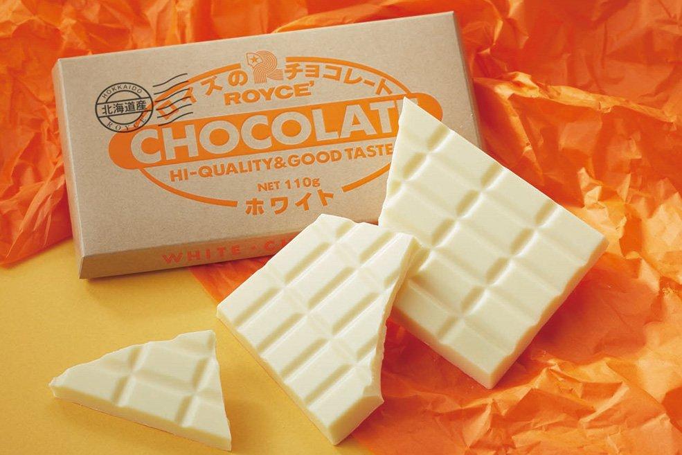 Плиточный шоколад «Белый» (какао 39%)