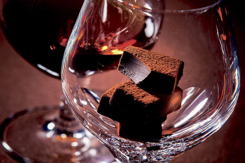 Нама Шоколад «Горький»