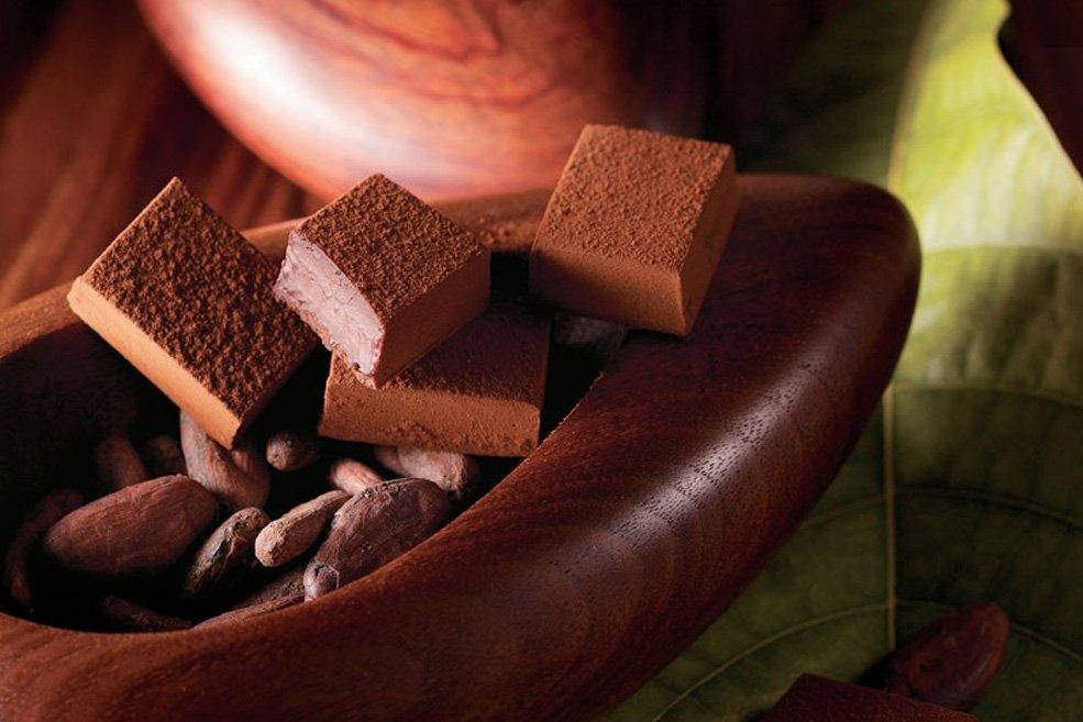 Нама шоколад  «Сладости Эквадора»