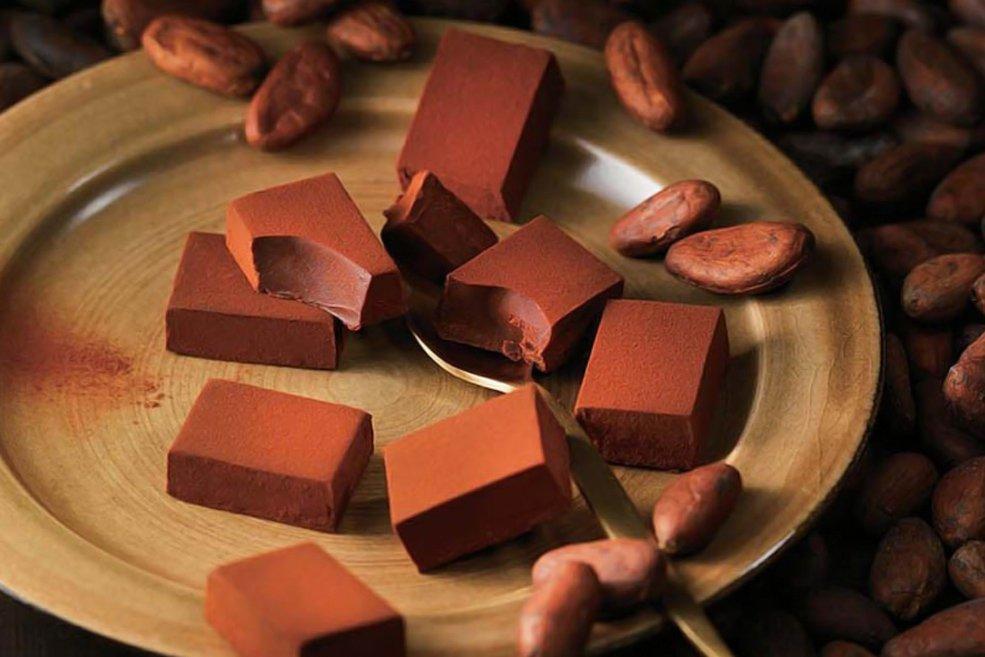 Нама шоколад «Горький из Ганы»
