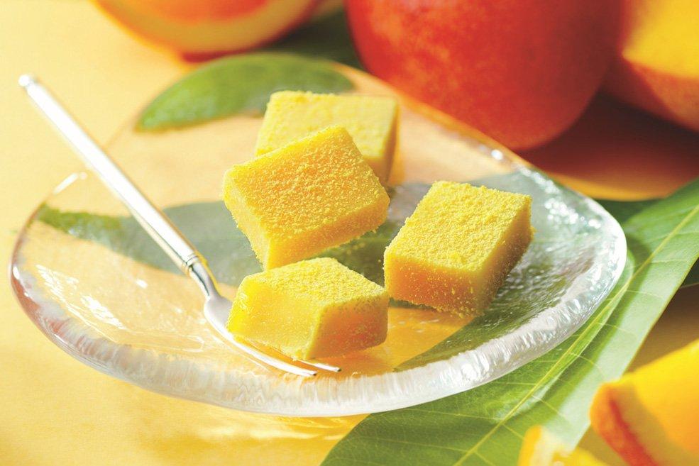 Нама-шоколад  «Апельсин и Манго»