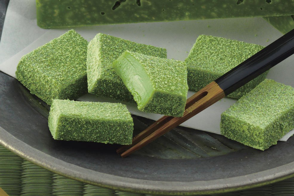 Нама Шоколад «Зеленый чай»
