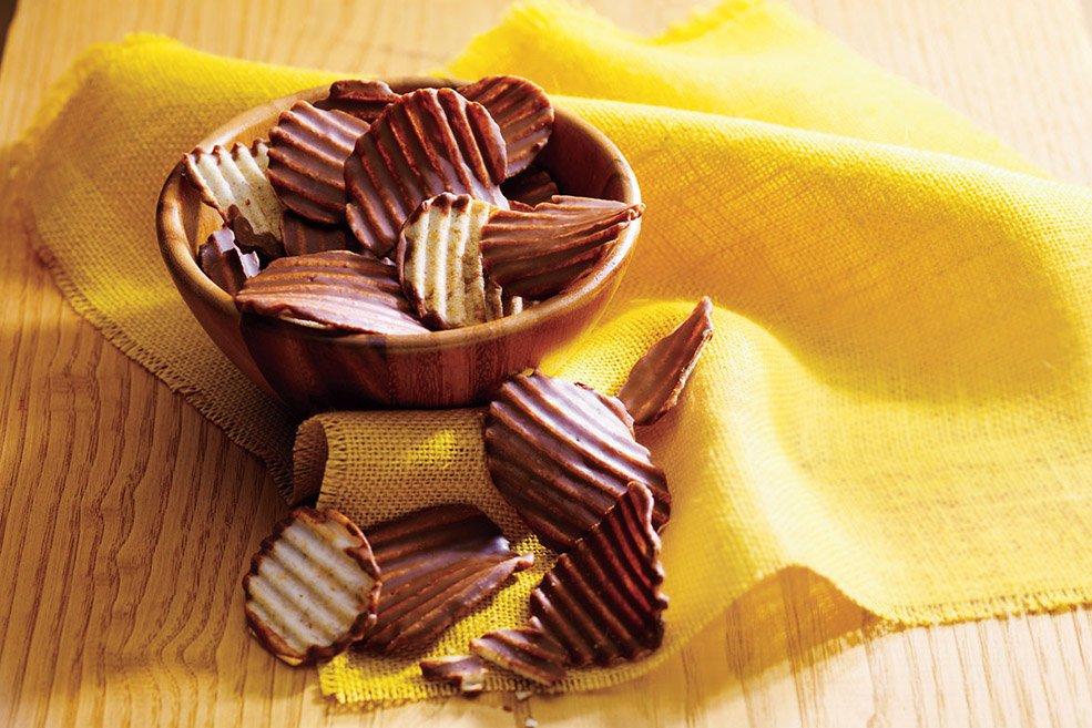 Чипсы в шоколаде «Оригинальные»