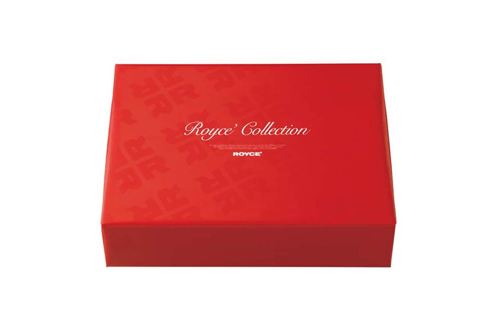 Набор «Коллекция Royce'» «Красный»