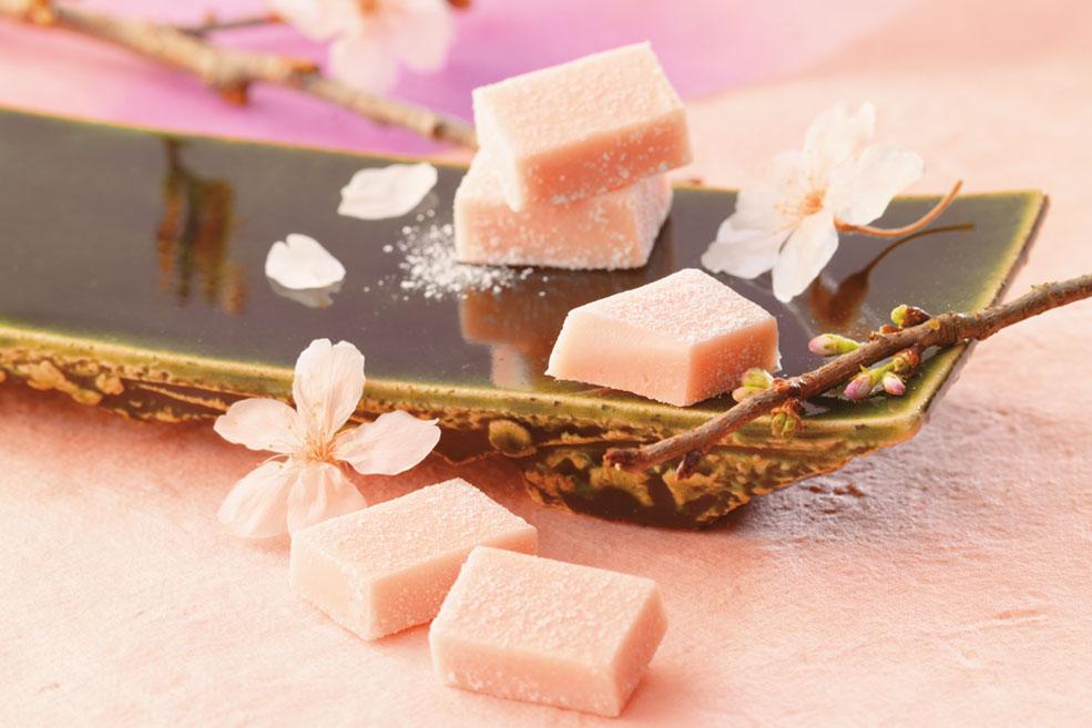 Нама шоколад «Сакура»