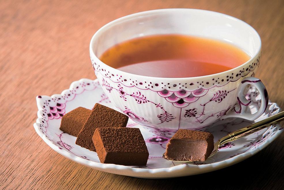 Нама шоколад  Дарджилинг