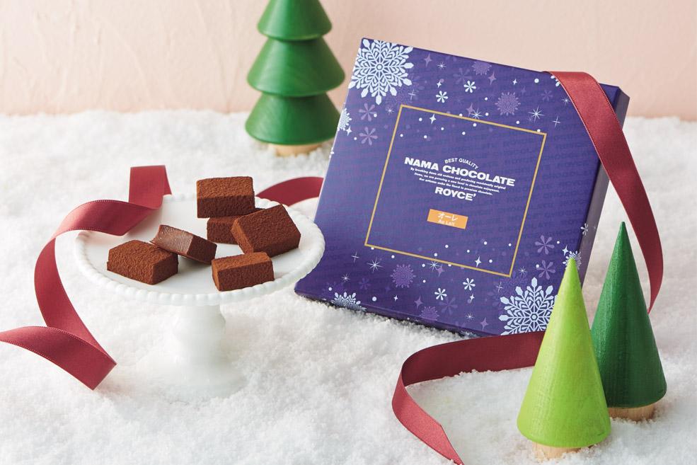 Нама Шоколад «Зимний Молочный»