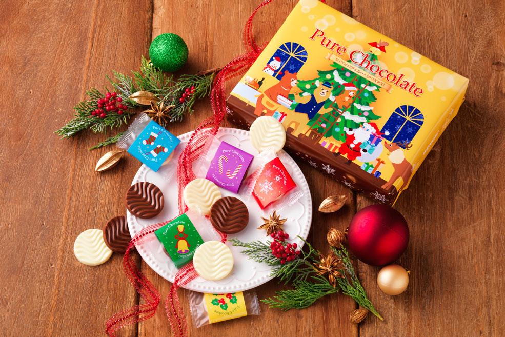 Чистый шоколад «Рождество»