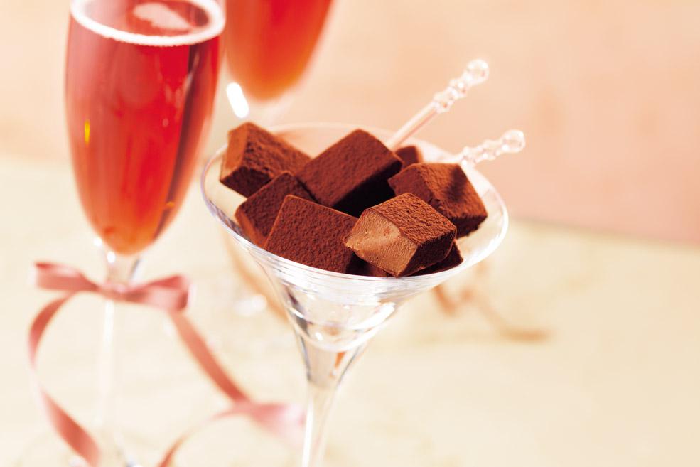 Нама шоколад «Kir-royale»