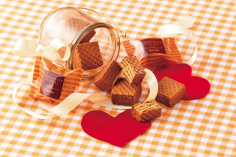 Вафли в шоколаде «Сливочная Карамель»