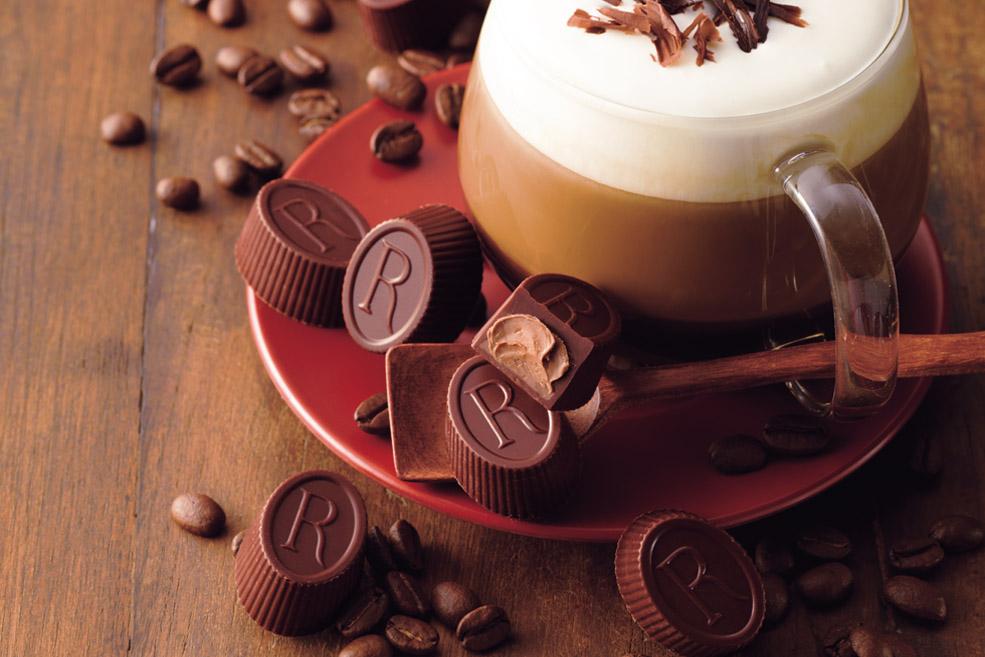 Конфеты шоколадные ROYCE' «Кофе Мокко»