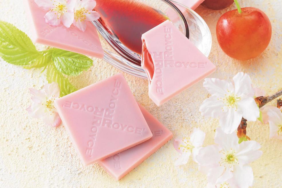 Листики Шоколадные «Три Сакуры»