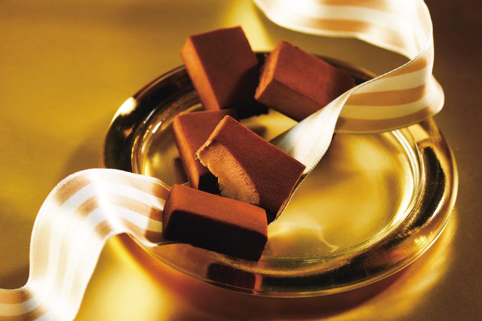 Нама-шоколад  «Карамель»